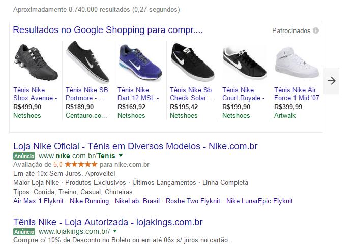 como criar campanhas google adwords