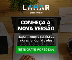 Conheça a nova versão da LAHAR!