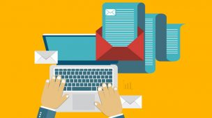 automação de email marketing