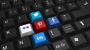 infografico redes sociais