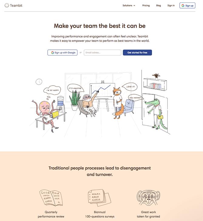 teambit-exemplo-landing-page