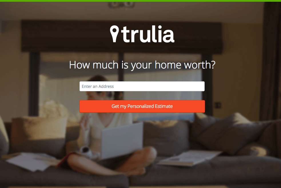 trulia-exemplo-landing-page