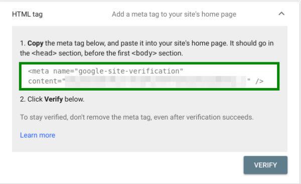 Como usar o Google Search Console
