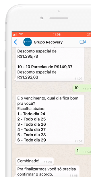 exemplos de chatbot