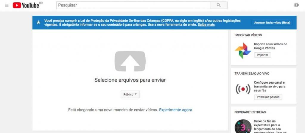 como-anunciar-no-youtube-passo2