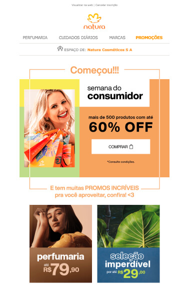 E mail marketing dia do cliente