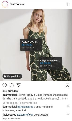 O que é instagram ads