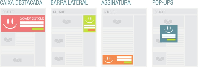 Como conseguir emails para marketing
