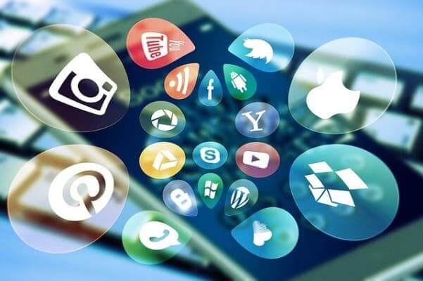 Indicadores de redes sociais